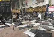Серия терактов в Брюсселе. Взрывы в аэропорту и метро