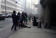 Теракт в Брюсселе. Взрывы в метро продолжаются