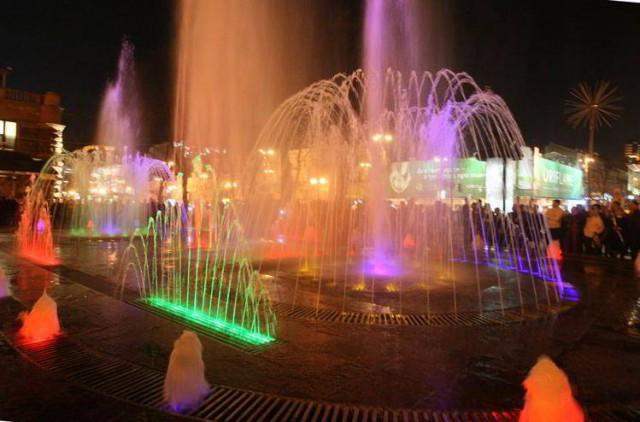 «Киевводфонд» объявил о готовности к 1 маю запустить в столице фонтаны