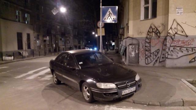 В столице водители массово отказывались быть свидетелями