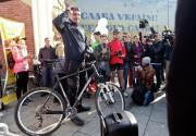 Где покататься на велосипеде в Киеве?