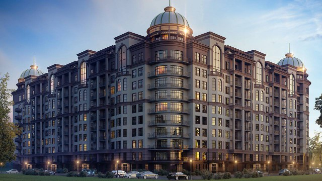 До 1 июля киевляне получат налоговое сообщение-решение о начислении им налога на недвижимость