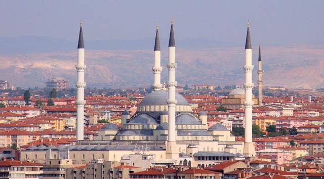 Сейчас из Киева в Анкару и обратно нет прямых перелетов