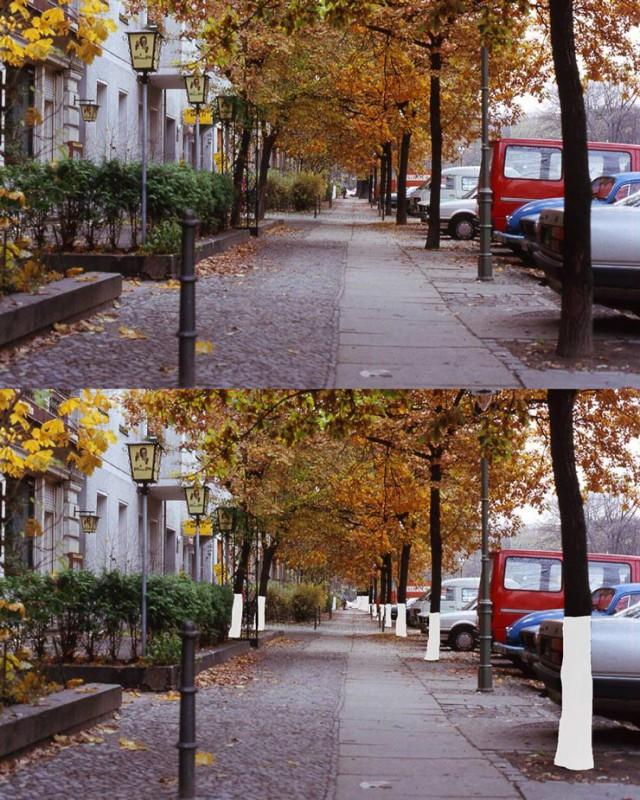 Вулиця в Берліні. Фото: Дмитро Іваненко
