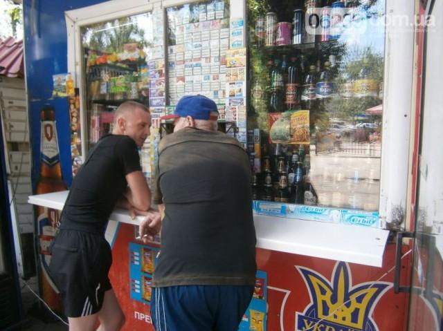 А Киевсовет планирует ограничить продажу алкоголя 23-й часами