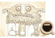 Кофеином по вене: всемирному Дню кофе посвящается