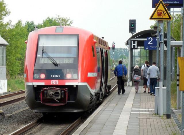Украина расширяет сеть скоростных железных дорог