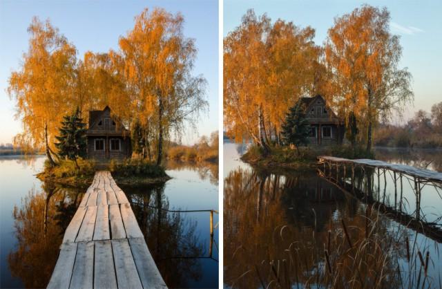 Солнечный дом, село Старий Солотвин. Фото: Сергей Доброволський/vk.com/mandruiuchyukrainoiu
