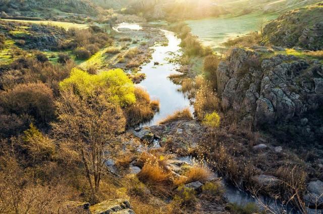 Актовский каньон. Фото: Юрий Литвинов/vk.com/mandruiuchyukrainoiu