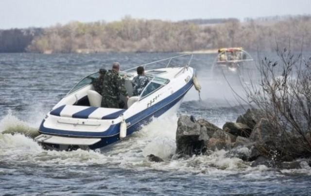42 копа будут охранять покой на Днепре, а также в прибрежной зоне
