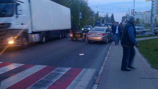 Инцидент произошел 24 апреля в городе Буча