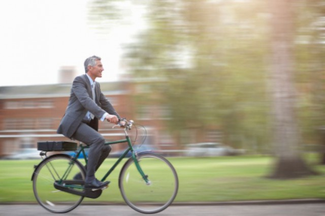 В столице вскоре полицейские будут патрулировать город не только на автомобилях, но и на велосипедах