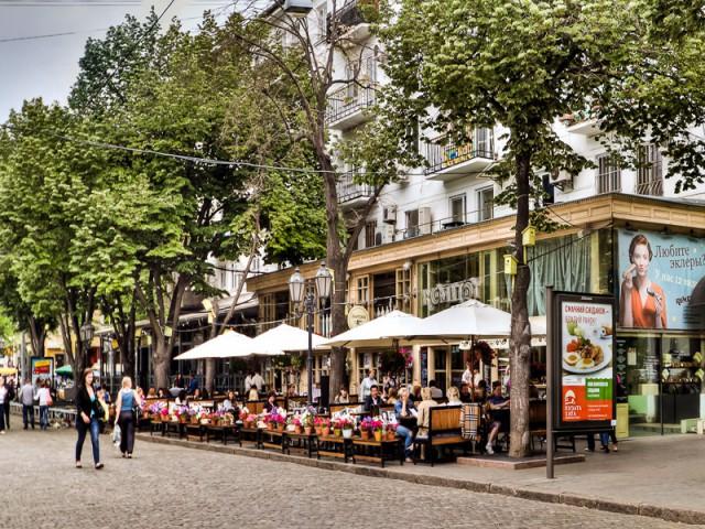 Лучшие Рестораны Одессы