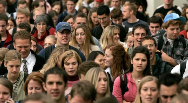 Число проживающих в столице увеличилось на 2045 человек
