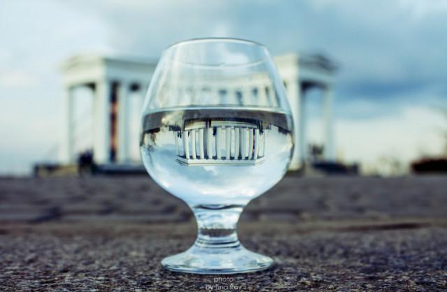 Воронцовская коллонада Фото: http://vk.com/public_od_ua