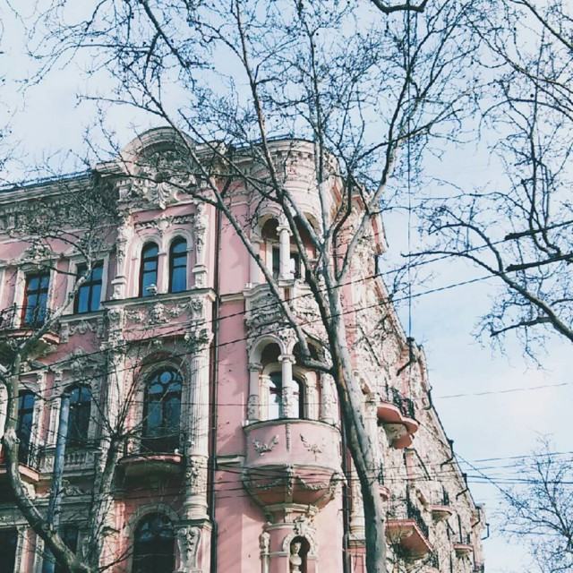 Гостиница на ул. Пушкинской Фото: margarita.bon