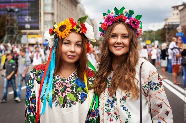 19 мая в Украине будут отмечать День вышиванки