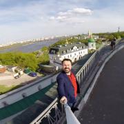 Антон Лирник открывает своё туристическое бюро – «VIP-гид»