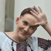 Надежда Савченко прилетела в Киев (ВИДЕО)