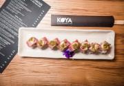 В KOYA прошел ужин с бренд-шефом ресторана Реем Сабиносой