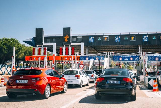 Стоимость проезда для одного автомобиля будет составлять 30-35 грн