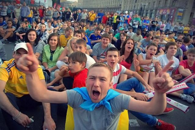 Городская власть подготовила площадки для футбольных фанатов