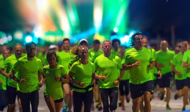 Бегать будут 11 июня, начиная с 20.30 у Дворца спорта