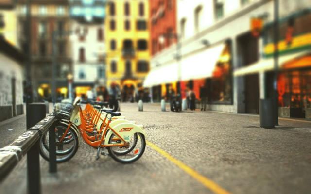 Работать велопрокат в тестовом режиме будет с 08:00 до 20:00