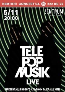 Telepopmusik в клубе Sentrum