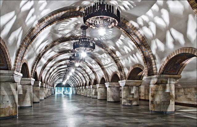 На 11 остановках столичной подземки можно воспользоваться бесплатным доступом к Интеренету