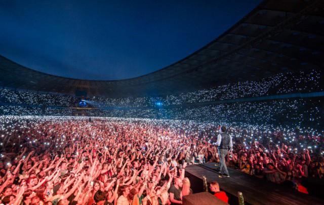 Шоу «Океана Эльзы» посетило 85 тысяч человек
