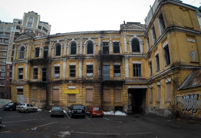 Киев отсудил у Шуфрича усадьбу знаменитого авиаконструктора