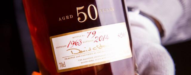 Алкогольный напиток имеет 53 года выдержки