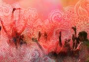 Фестиваль красок Холи в Киеве: самое яркое событие твоего лета