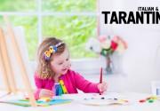 Детские мастер-классы в сети Tarantino italian&grill