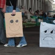 Франция отказалась от пластиковых пакетов
