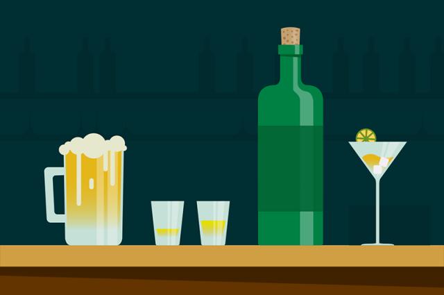 Попытка КГГА убрать алкоголь из МАФов провалилась