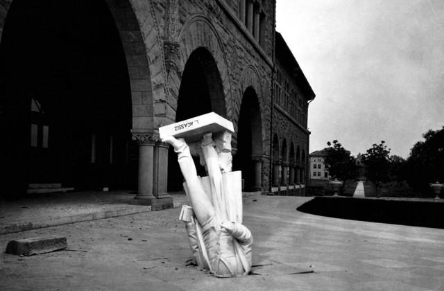 Мыстецький арсенал выплатит 10 тыс. гривен посетителю, которого травмировало упавшей скульптурой
