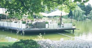 Летние террасы лучших киевских ресторанов и кафе. Часть 1