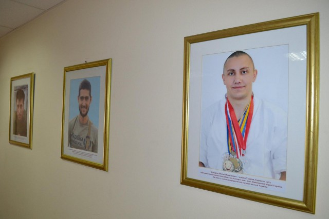 Портреты бывших руководителей министерства передадут в музей