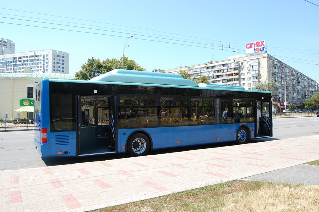 Автобус разработали для продажи за границу