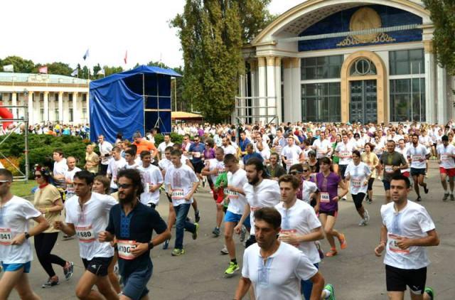 Благотворительный марафон состоится на День Независимости