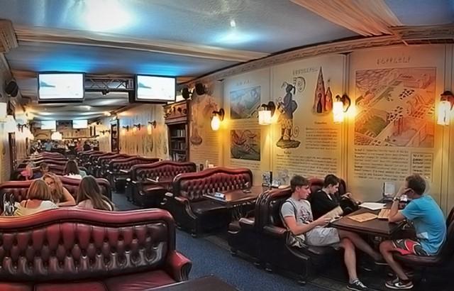 Милый и уютный ресторан на Бессарабке вчера вечером сообщил о своем закрытии