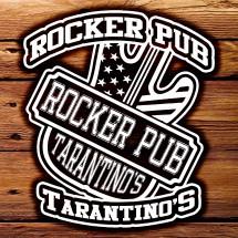 """""""ROCKER PUB """"Tarantino'S"""""""