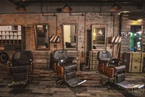 Borodach Barbershop: характер в деталях