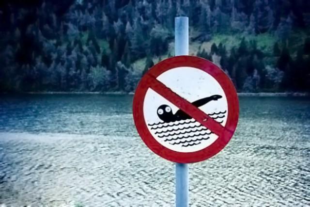 Жителям столицы рекомендуют воздержаться от купания на озерах