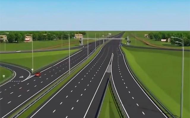 По мнению чиновников, дорога позволит области стать инвестиционно-привлекательным регионом
