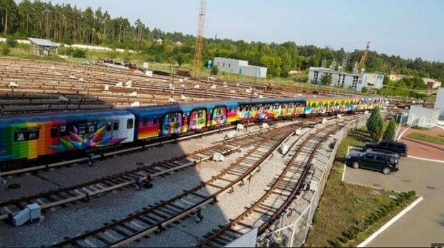 Он будет курсировать на Сырецко-Печерской линии