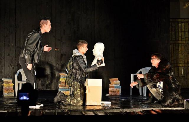20 сентября премьерой в столице начнутся гастроли Харьковского театра для детей и юношества