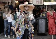 Хулио киевляне делали на Платформе: ФОТОрепортаж с Уличной еды. Латинская Америка